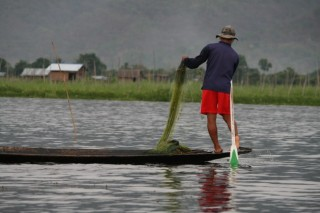 Maintaining a way of life on Inle Lake