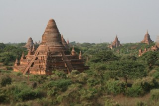 Bagan, Myanmar – the process of becoming a UNESCO heritage site