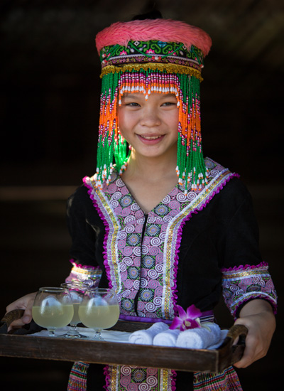 laos village girl diethelm