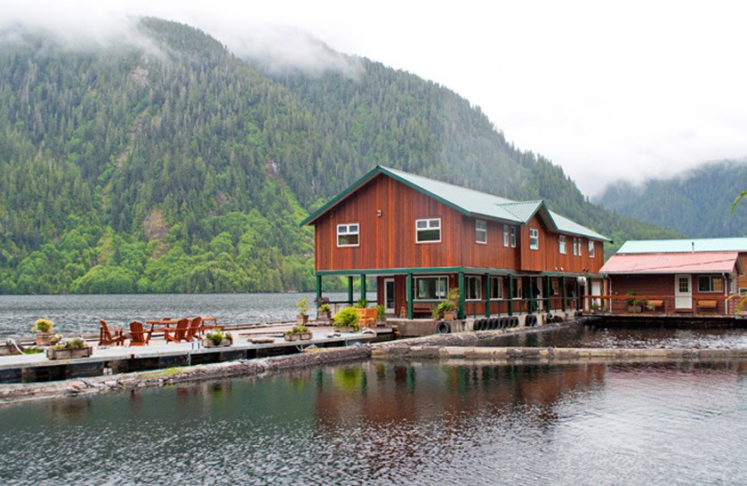 great bear lodge accommodation