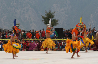 The magical charm of Bhutan