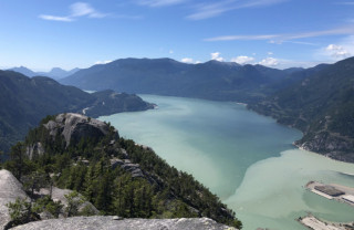 Stawamus Chief & Lake Garibaldi – 2 Must Do's in Squamish, BC