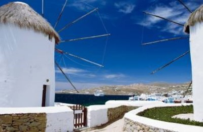 europe greece windmills oti