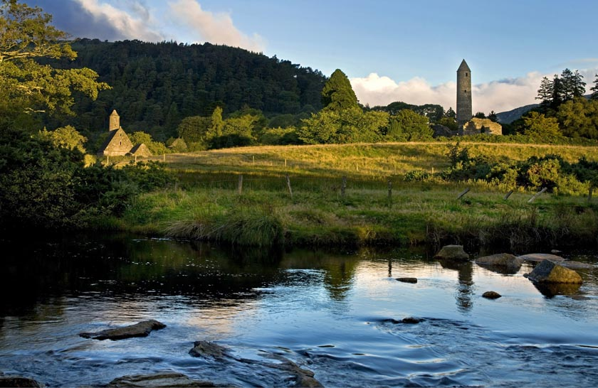 ireland monasti glendalough840x546we