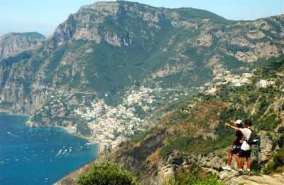 italy amalfi walking between agerola and positano we jpg