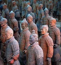 Terra Cotta Warriors china
